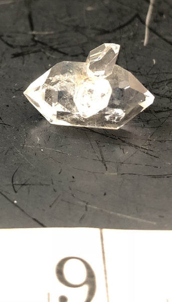 Herkimer Diamond Mini Cluster 8619 - Of Coins & Crystals