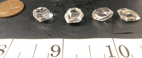 Herkimer Diamond Lot 8631 - Of Coins & Crystals