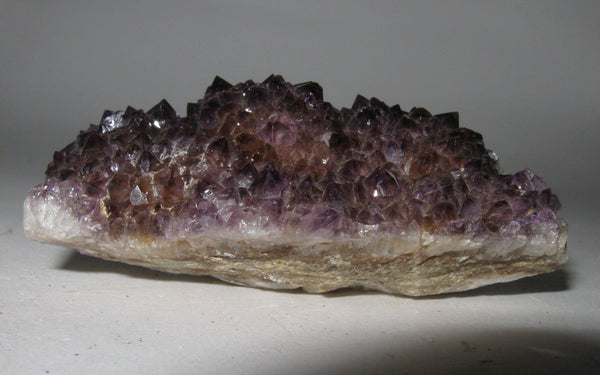 Amethyst Spirit Quartz - Magaliesberg Mountain region of South Africa - Of Coins & Crystals