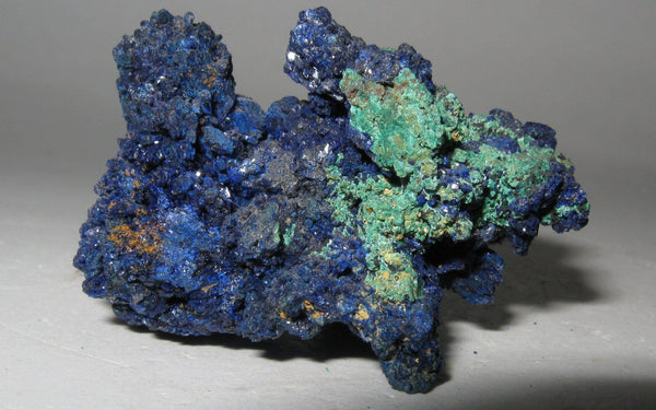 Azurite w/ Chrysocolla - Of Coins & Crystals
