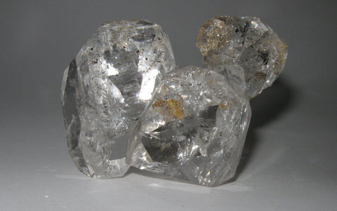 Herkimer Diamond Cluster 10 - Of Coins & Crystals