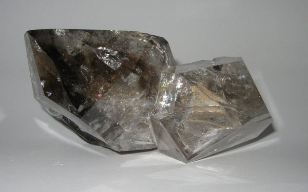 Herkimer Diamond Cluster 1 - Of Coins & Crystals