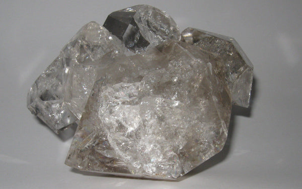 Herkimer Diamond Cluster 2 - Of Coins & Crystals
