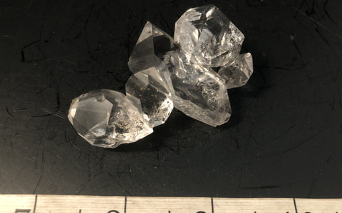 Herkimer Diamond Cluster 113-01 - Of Coins & Crystals
