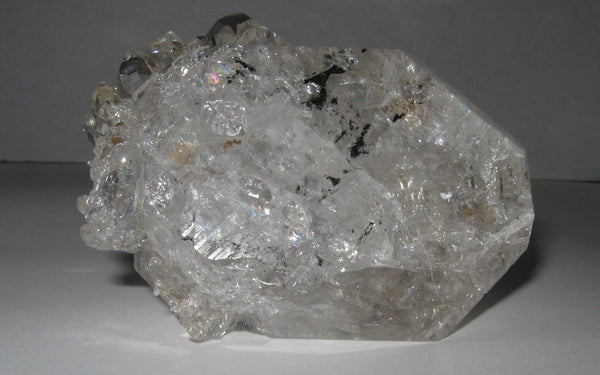 Herkimer Diamond Cluster 5 - Of Coins & Crystals