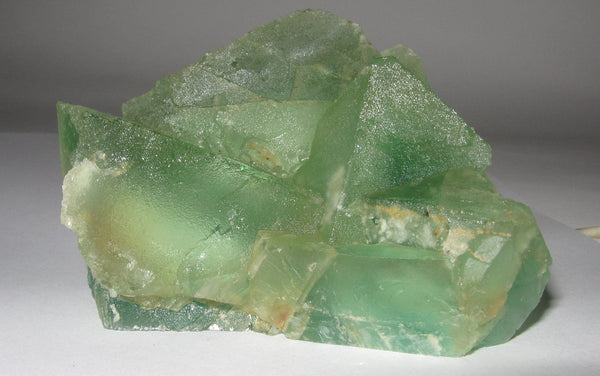 Green Fluorite - Wise Mine - Of Coins & Crystals