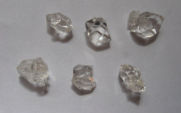 Herkimer Diamond Mini Clusters - Lot 11 - Of Coins & Crystals