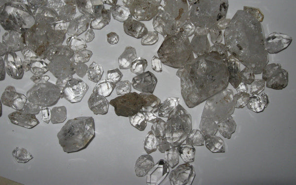 Herkimer Diamond Lot 2 - 1 lb - Of Coins & Crystals - 3