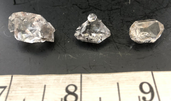 Herkimer Diamond Lot 16 - Of Coins & Crystals