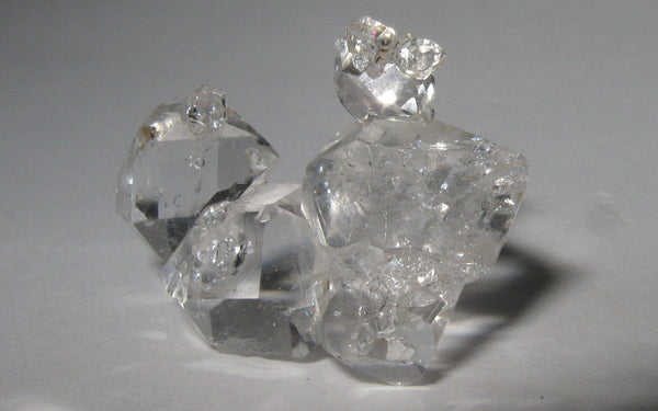 Herkimer Diamond Mini Cluster 35 - Of Coins & Crystals