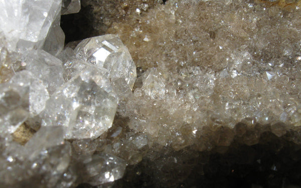 Herkimer Diamond Drusy 5 - Of Coins & Crystals