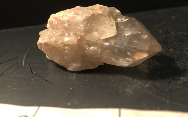Smoky Congo Citrine Point 6 | Of Coins & Crystals