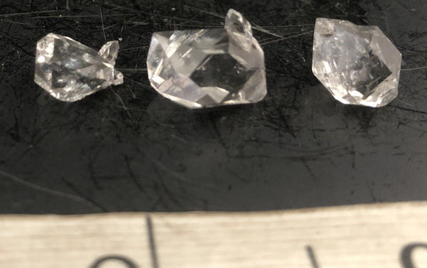 Herkimer Diamond  Mini Cluster Lot 1027-15
