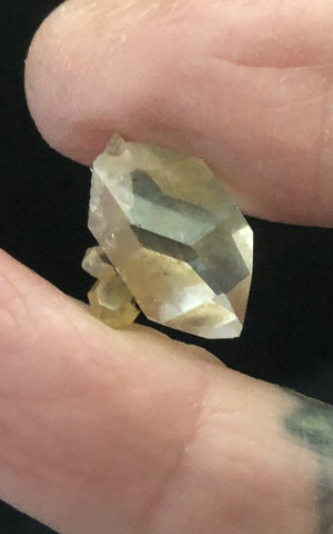 Herkimer Diamond  Mini Drusy Cluster 1107-19
