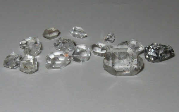 Herkimer Diamond Lot 1 - singles 7 grams - Of Coins & Crystals