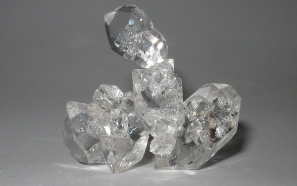 Herkimer Diamond Mini Cluster 12 - Of Coins & Crystals
