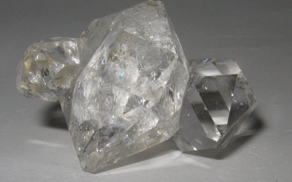 Herkimer Diamond Mini Cluster 14 | Of Coins & Crystals