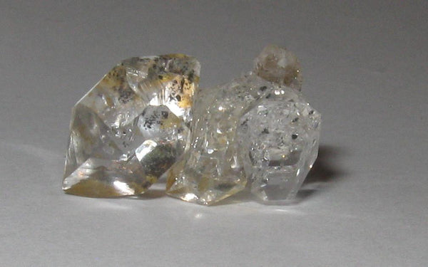 Herkimer Diamond Mini Cluster 7 - Of Coins & Crystals