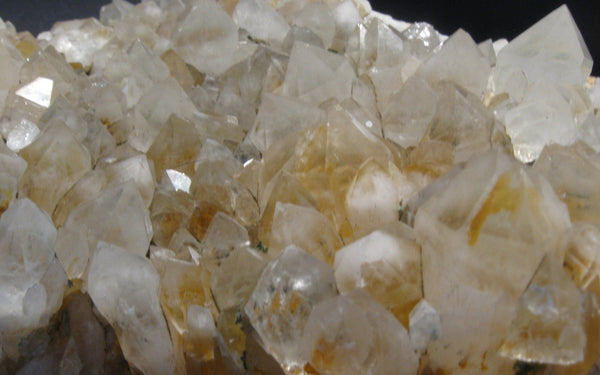 Quartz Point Plate on Matrix - New Hampshire - Of Coins & Crystals