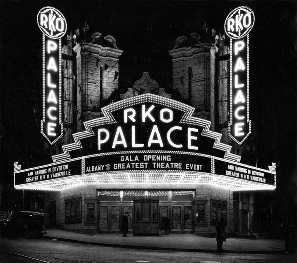Opening night of the Palace Theatre