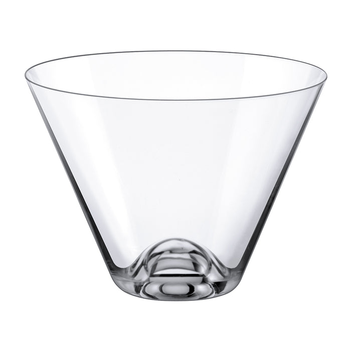 Drink Master Stemless Martini Glass 13 ¼ oz.