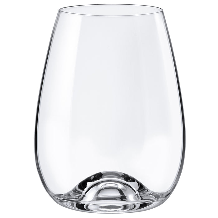 Drink Master Stemless Wine Glass 15 ½ oz.
