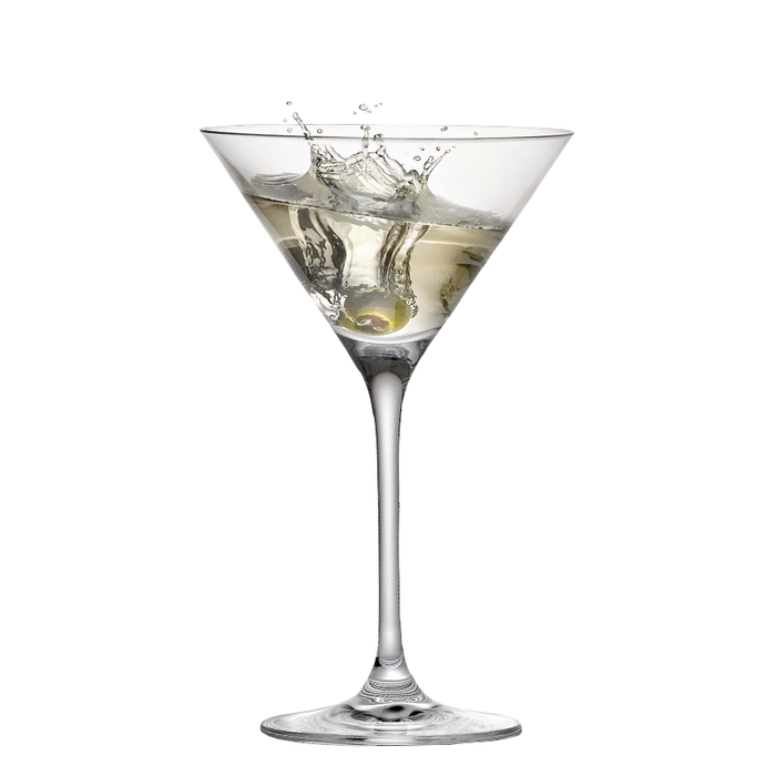 City Martini Glass 7 oz.