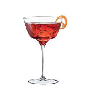 RONA Jasper Cocktail Saucer Glass 12 ¾ oz. | Table Effect