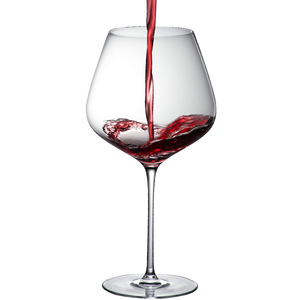 RONA Grace Burgundy Wine Glass 32 ¼ oz. | Table Effect