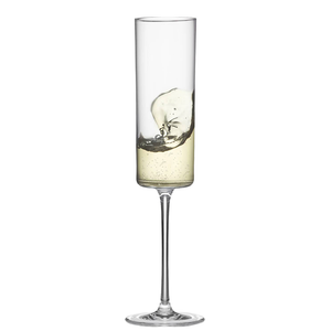RONA Medium Champagne Glass 5 ¾ oz. | Table Effect