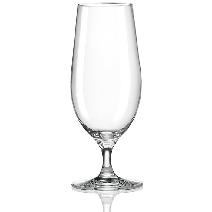 City All Purpose / Stemmed Pilsner Beer Glass 16 oz.