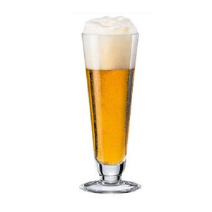 RONA Tapered Pilsner Glass 12 ¾ oz. | Table Effect