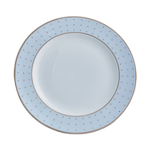 Ocean Mist Salad / Dessert Plate |  Set of 6