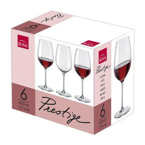 RONA Prestige Wine Glass 15 ¼ oz. | Table Effect