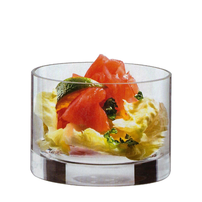 Aperos Gourmandises Paris Glass 9 ½ oz.