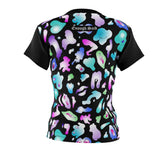 Women's Tee - Abstract body