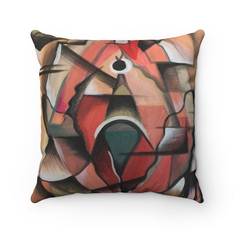 Pillow - Abstract Vagina
