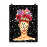 Poster - Let go of the Toxic People