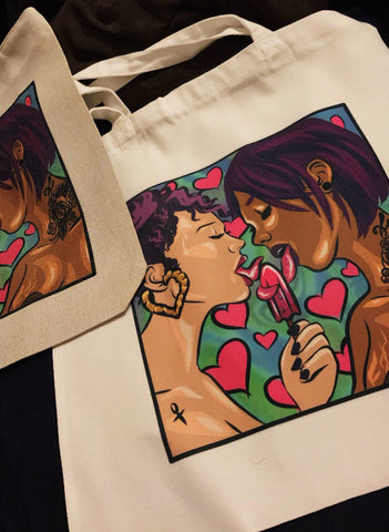 Tote bag - Summertime