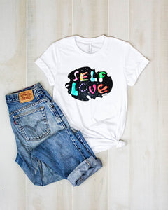 Tee or Tank - Self Love