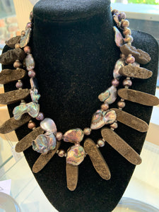 Phyllis Clark | Necklace | 3264