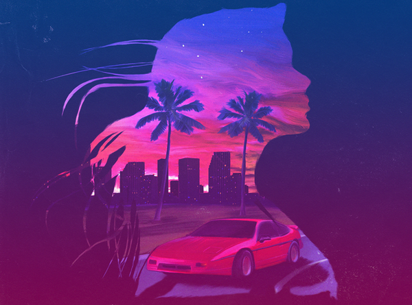 March Synthwave Playlist – Vapor95