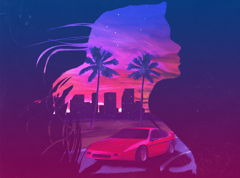 March Synthwave Playlist