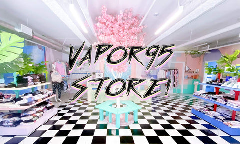 The Vapor95 Store Reopens!