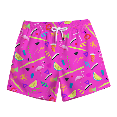 Pool Party Swim Trunks Swim Trunks T6