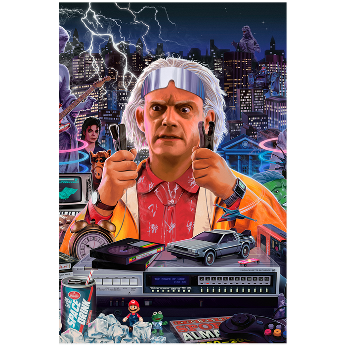 Poster - Great Scott! Poster