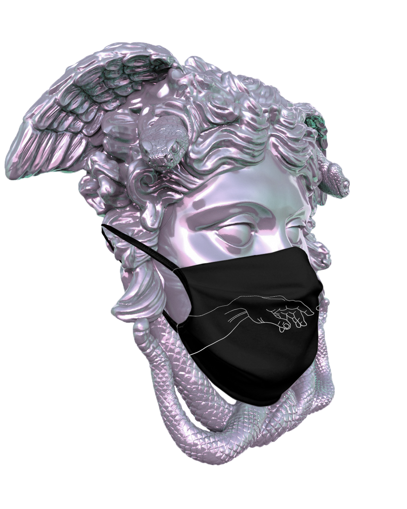 Vapor95 Face mask, protect, fashion mask, cool mask, mask with the print