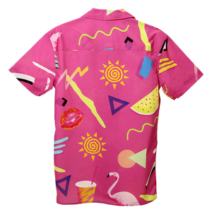 Hawaiian Shirt - Pool Party Hawaiian Shirt