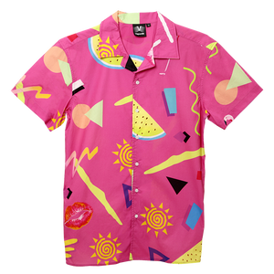 Pool Party Hawaiian Shirt Hawaiian Shirt Vapor95