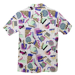 Hawaiian Shirt - Trapper Keeper Hawaiian Shirt